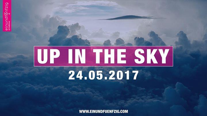 24.05.17 – Up in the sky – Einundfuenfzig, Köln