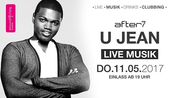 11.05.17 – Alex U-Jean – einundfünfzig, Köln