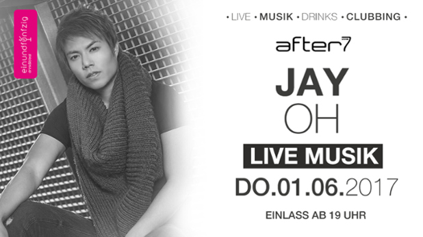 01.06.17 – Jay Oh @ After 7