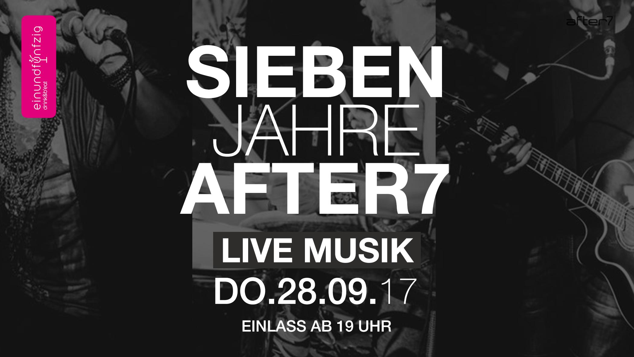 28.09.2017 – Sieben Jahre After7