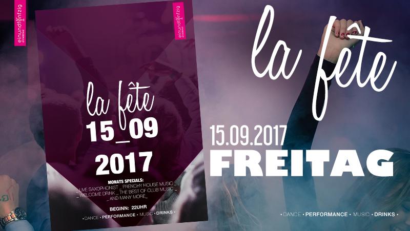 15.09.2017 – La fete @einundfuenfzig