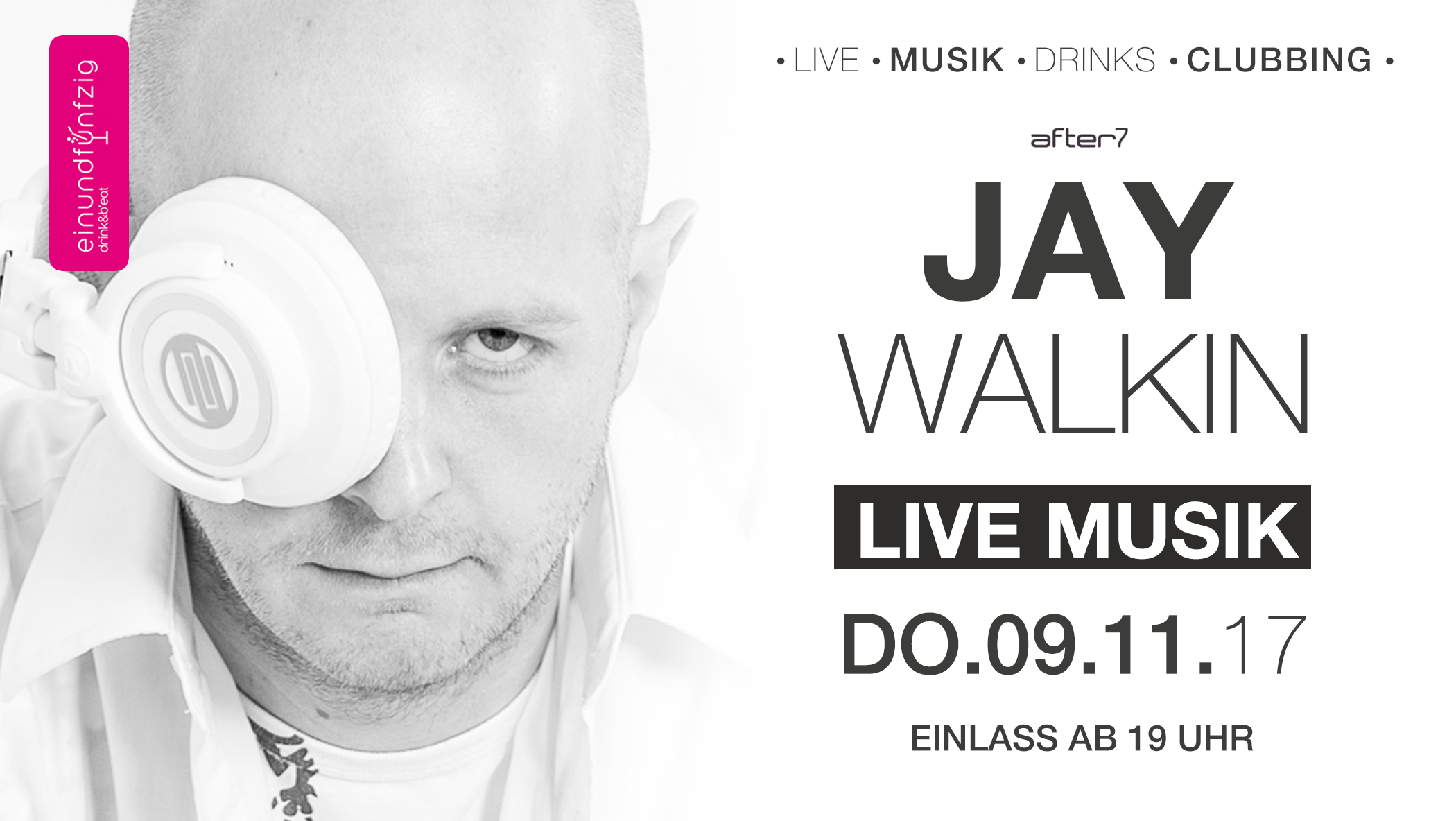 09.11.17- Jay Walkin live @after7