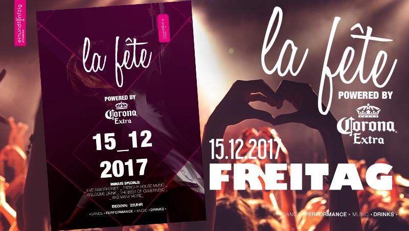 15.12.2017 – La Fête @Einundfuenfzig