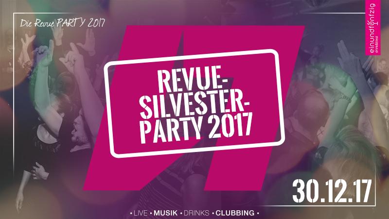30.12.2017 – Revue-Party 2017