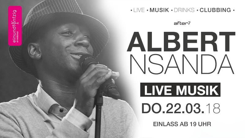 22.03.2018 – Albert Nsanda