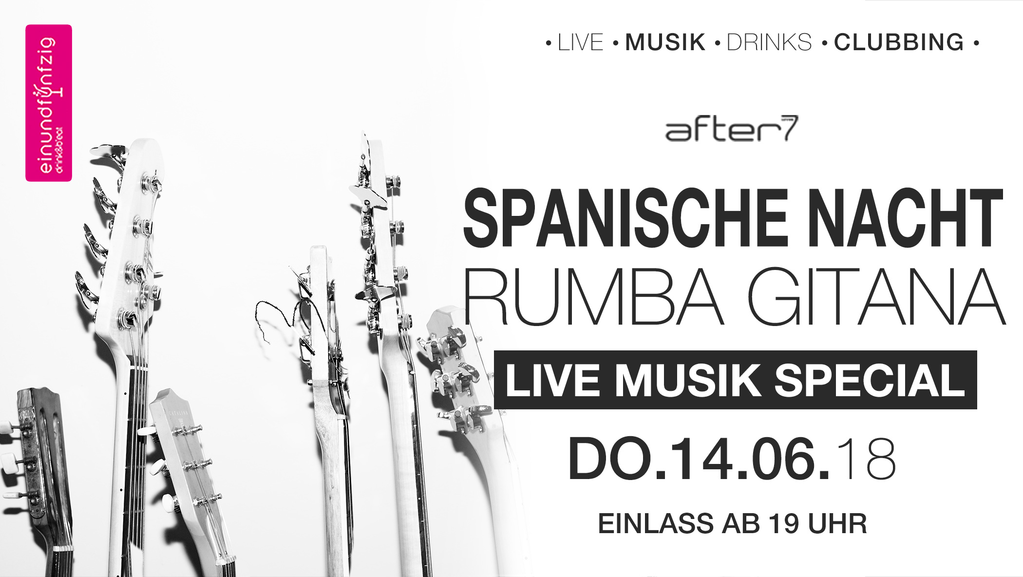 Do. 14.06.2018 SPANISCHE NACHT @After7