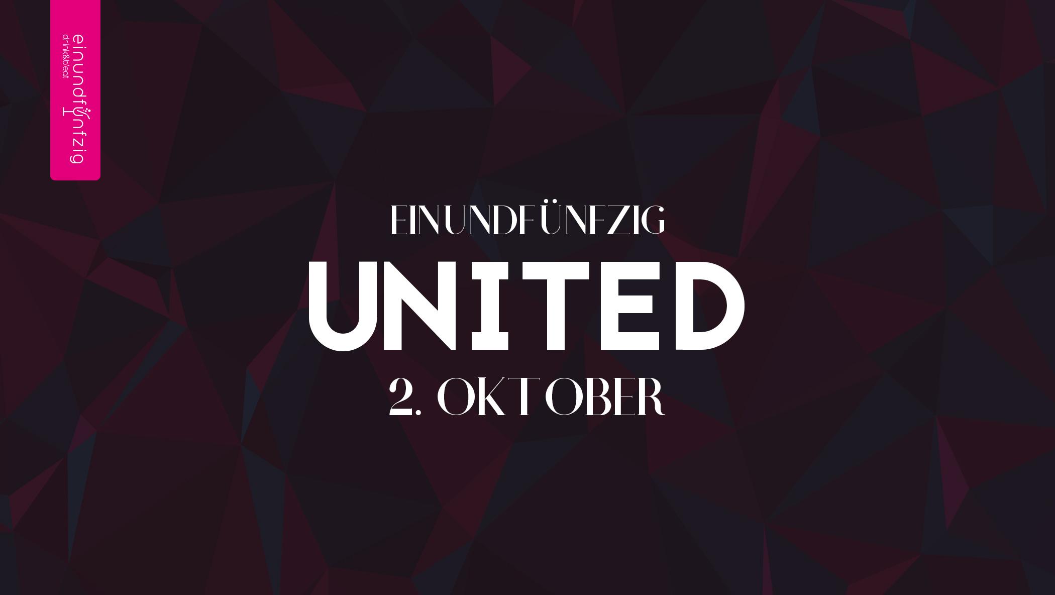 02.10.2018 einundfünfzig UNITED