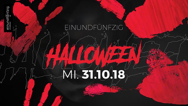 Mi. 31.10.2018 – Halloween