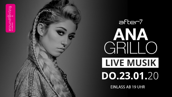 23.01.2020 -ANA GRILLO@After7