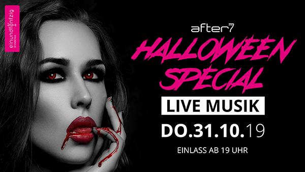 DO. 31.10.2019 – Halloween Live-Special