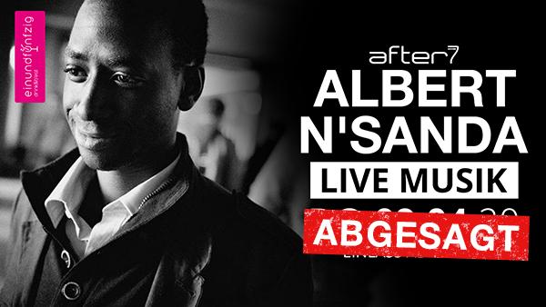 09.04.2020 – ALBERT N' SANDA@After7
